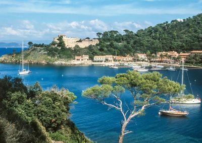Porquerolles islands and Port-Cros